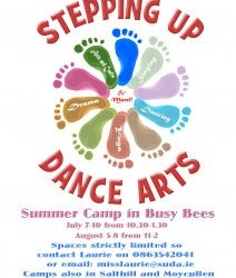 SUMMER FUN AT BUSY BEES